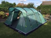 Outwell Montana 6 tent + accessories