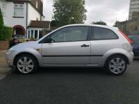 FORD FIESTA 1.4L WITH LEATHER SEATS