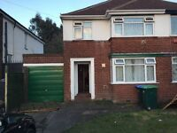 REGIONAL HOMES ARE PLEASED TO OFFER: SPACIOUS 3 BEDROOM HOME, BIRMINGHAM ROAD, GREAT BARR!!!