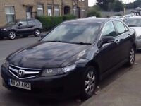 2007 honda accord se ctdisaloon diesel black****cat c**