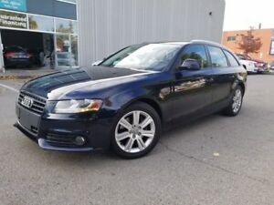 2009 Audi A4 2.0T Avant PANOROOF FULLY CERTIFIED