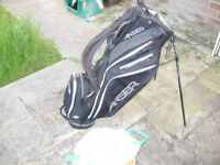 Ping Anser carry (with stand attachment) golf bag