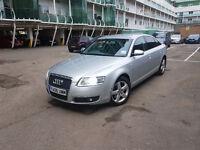Audi a6 2.7tdi silver diesel