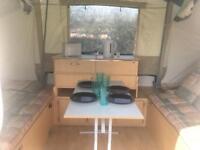 Pennine folding camper
