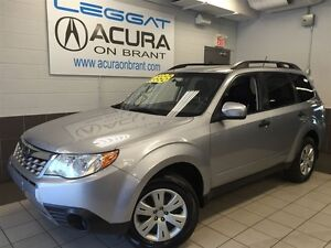 2012 Subaru Forester 2.5X | OFFLEASE | 4NEWTIRES | AWD | 1OWNER