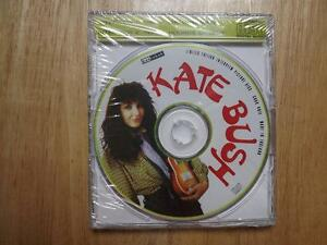 """FS: Kate Bush - Interview #1 """"The Dreaming"""" (1982) Interview CD"""