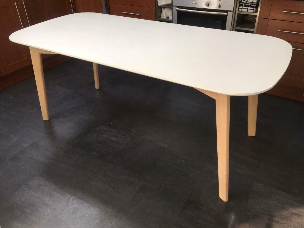 BRAND NEW MADE DANTE DINING TABLEin Prenton, MerseysideGumtree - Brand new, Made Dante Dining Table, minor imperfections to legs hence bargain price! £299 retail offers welcome!