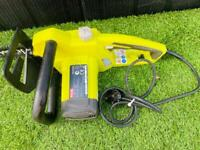 Ryobi electric chain saw for sale