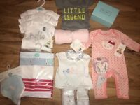Brand new With Tags Baby clothes bundle!