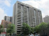DEC downtown  Bachelor Alcove  $929 - ALL INCL!!