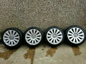 Audi RS8 18 inch Alloy Wheels