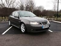 SAAB 9-3 93 VECTOR SPORT TID 1.9 150 AUTO BEIGE 2005 IMMACULATE LOW MILEAGE 86K