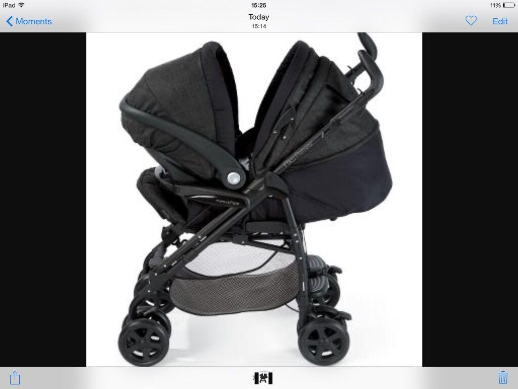Mamas and Papas Pliko Pramette and Primo Viagio Car Seat | in ...