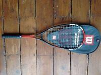 Squash racket Wilson