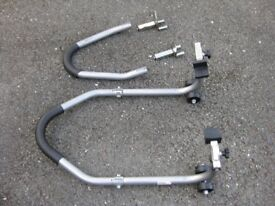 PADDOCK STAND FOR MOTORCYCLES