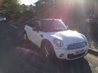 Stunning mini convertible.! Reluctant sale.