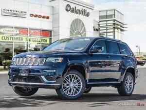 2018 Jeep Grand Cherokee SUMMIT | ECO DIESEL | NAVI | BLIND SPOT