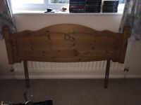 2 headboards for standard size double bed