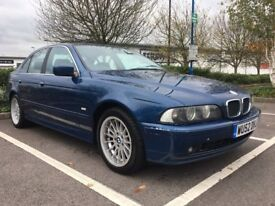 2003 BMW 525d SE, 153k, Very good condition