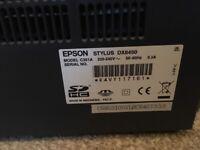Epson stylus printer & ink