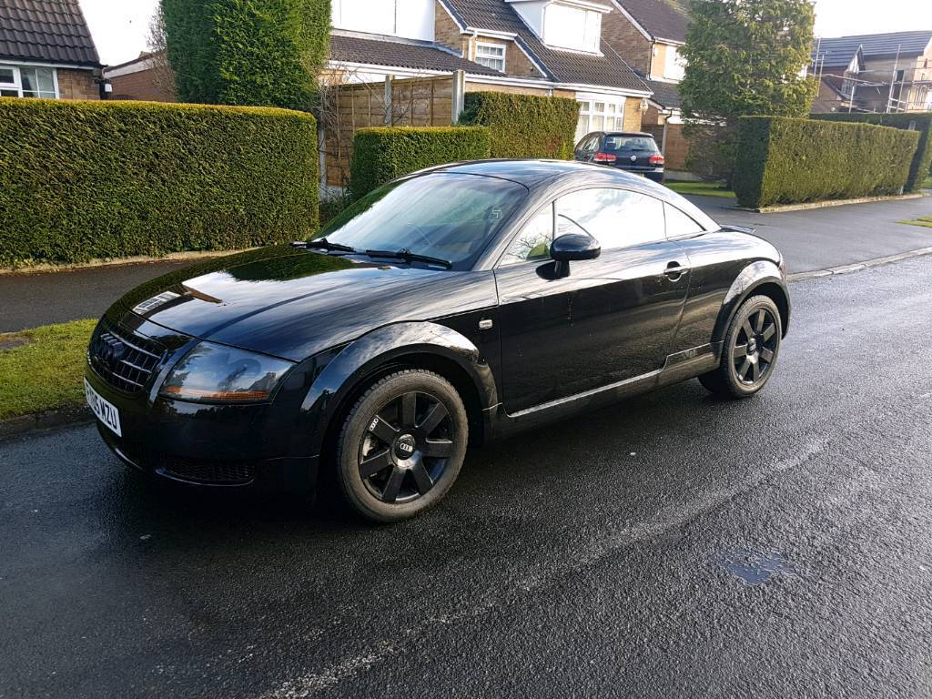 2005 audi tt 1 8t 180 excellent condition in roundhay west yorkshire gumtree. Black Bedroom Furniture Sets. Home Design Ideas