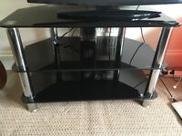 Glass TV Table/Stand