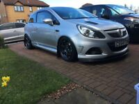 Corsa VXR 2007 (star silver) Full forged Quick sale (if bought this weekend £3000)