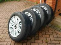 Range Rover Evoque Alloy Wheels with Tyres 19""