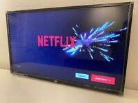 """32"""" BUSH FULL HD READY TV - BUILT IN WIFI - HD FREEVIEW"""