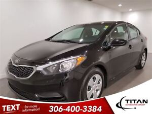 2016 Kia Forte LX|Auto|Bluetooth|Low Kms|Must See!!