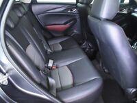 MAZDA CX-3 1.5D SPORT NAV 5DR (grey) 2016