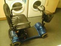 Stirling little gem mobility scooter