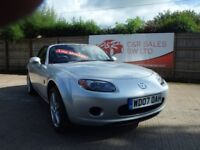 2007 Mazda mx5 convertible (stunning condition) REDUCED