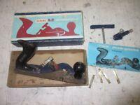 Wood Plane Vintage Hand Tool Tools Planemaster