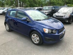 2014 Chevrolet Sonic HATCH A/C