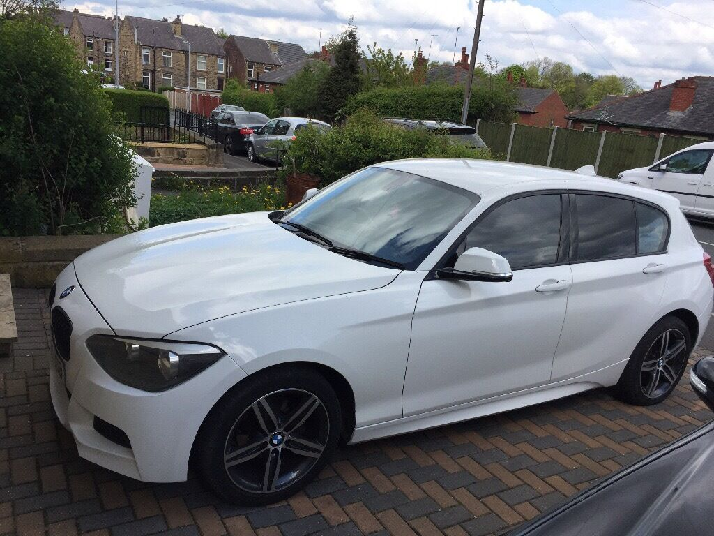 bmw 118d m sport 2012 f20 in batley west yorkshire gumtree. Black Bedroom Furniture Sets. Home Design Ideas