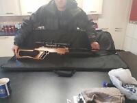 2.2 Winchester pcp air rifle
