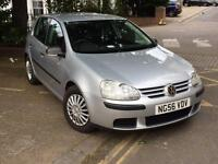 Volkswagen Golf 1.4 petrol , low Milage great condition up for sell .
