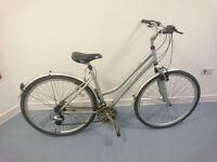 Ladies Bike - Hybrid - Town Bicycle - Claud Butler