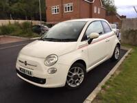 Fiat 500 1.4 Petrol 6 speed hpi clear