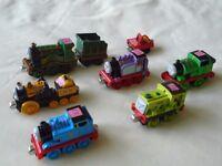 Take Along Thomas Trains & various bags of track