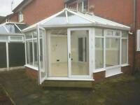 Upvc conservatory with glass roof (professionaly dismantled) + MORE CONSERVATORIES!!!