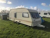 Avondale 5 birth 1996 year old caravan for sale (spares and repairs)