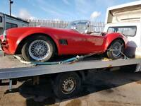 AC Cobra replica needing restoration