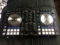 Pioneer DDJ-SR with flightcase