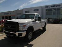 2015 Ford F-250 XL 6.2L EFI V8 ENGINE NEW 900A TRAILER TOW PKG