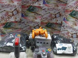 It's Time To Make MAD CASH! Bring Your Video Game Consoles And Games for SERIOUS CASH!