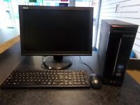 Lenovo H330 windows 10, Monitor Keyboard and Mouse