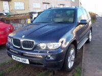 BMW X5 JUST PASSED MOT MAY SWAP ROLLS ROYCE JAGUAR L200 CAR VAN MINI BUS MOTOR CYCLE OR W H Y