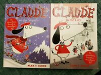 Claude on the Slope & Claude in the City - 2 book bundle